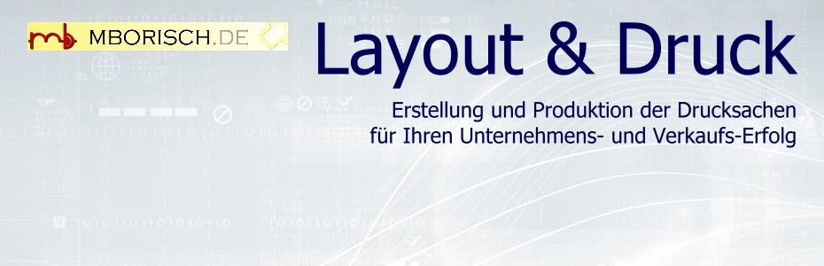 Druck Layout Service Print Layout Druck Mborisch De Hanau